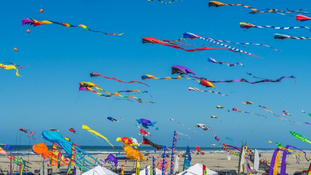 Amazing Kite Festivals Across America