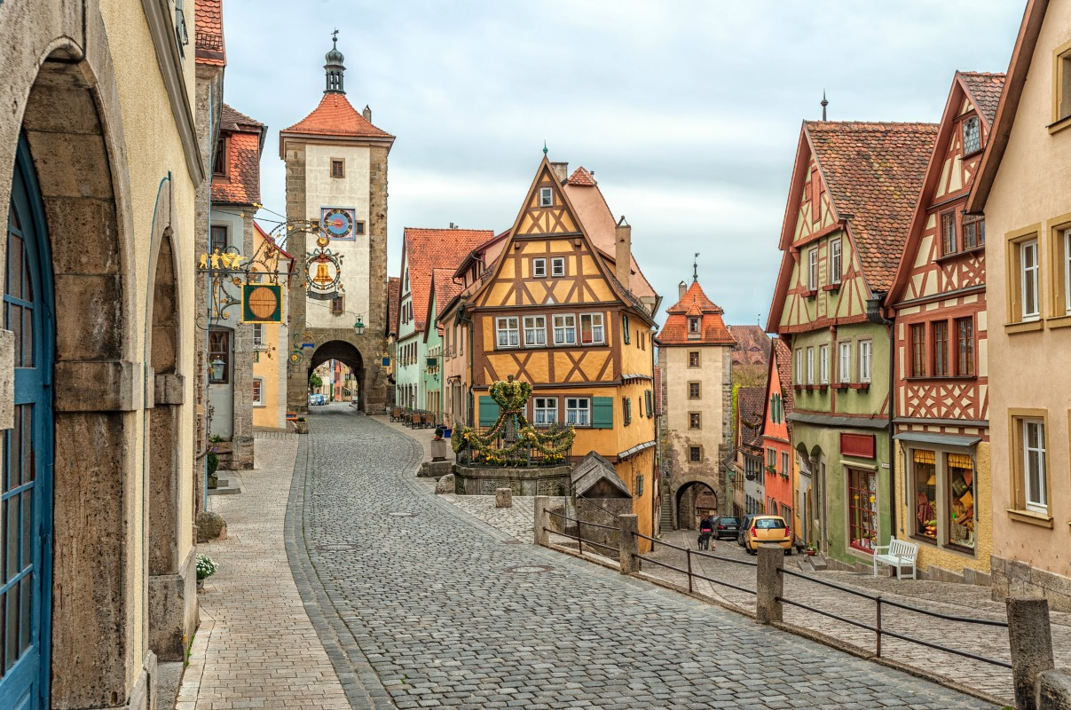 Bavarian Villages in the U.S.