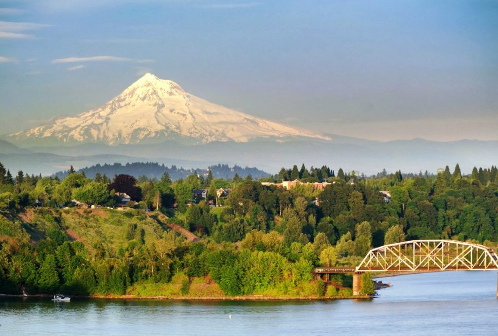 Places to Stay in Oregon
