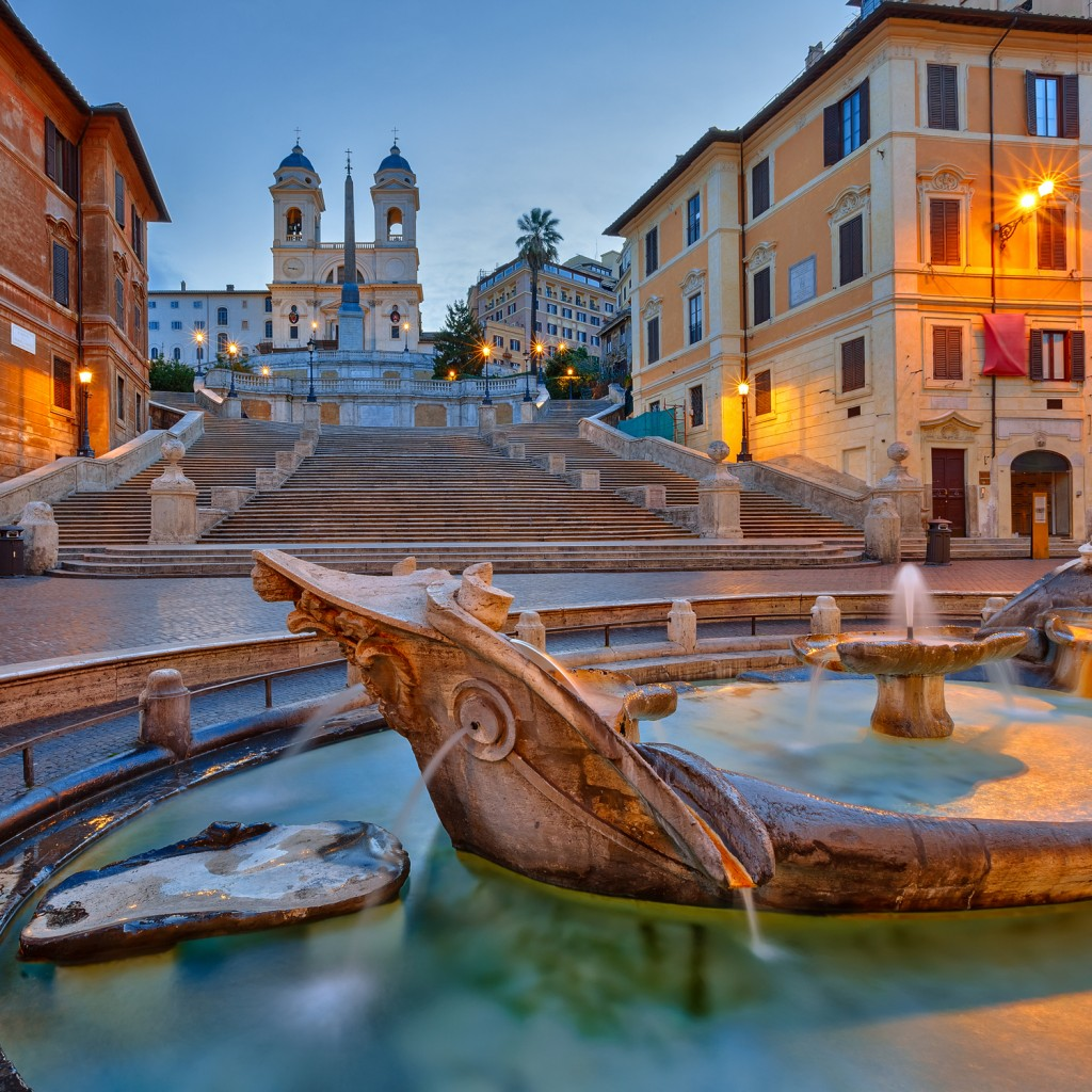 William Bailey Travel Reviews The Spanish Steps – A Top Destination for Travel